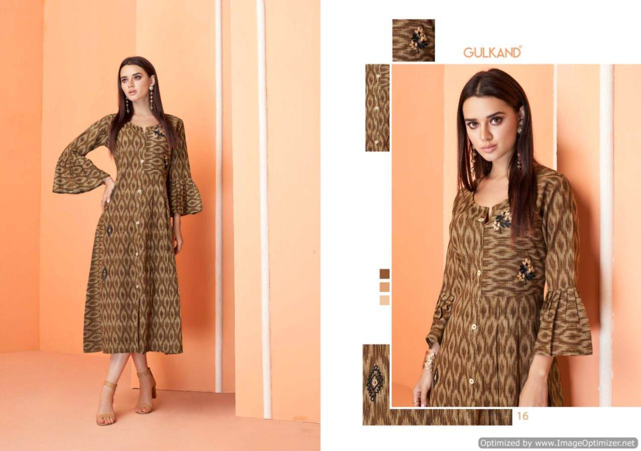 Gulkand Simran collection 1