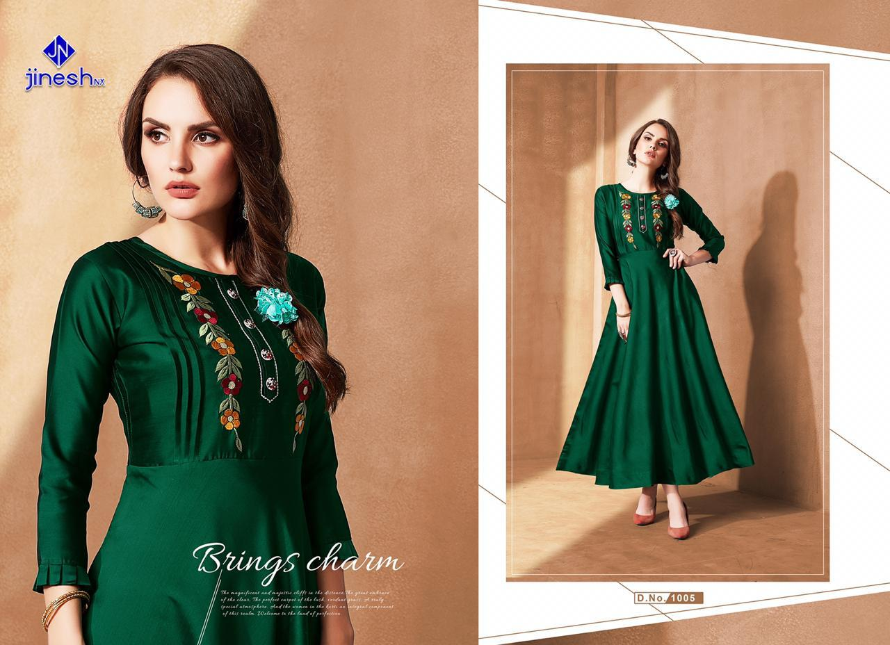 Jinesh Nx Pankhida Vol 1 collection 5
