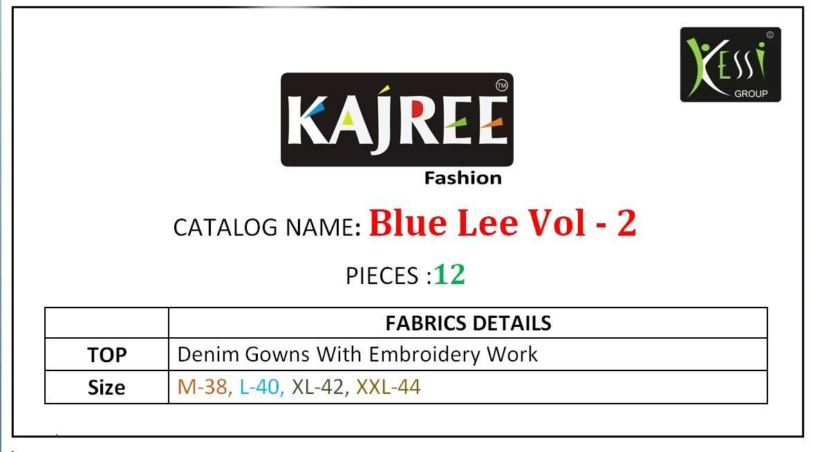 Kajree Blue Lee Vol 2 collection 6