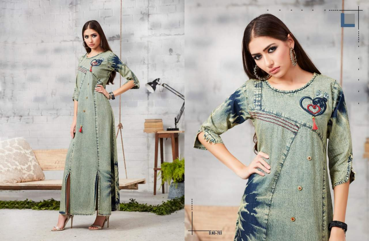 Kajree Blue Lee Vol 2 collection 12