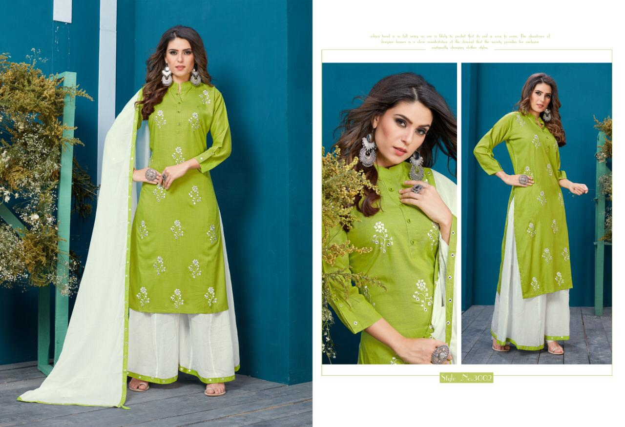 wholesale Embroidery Kurtis