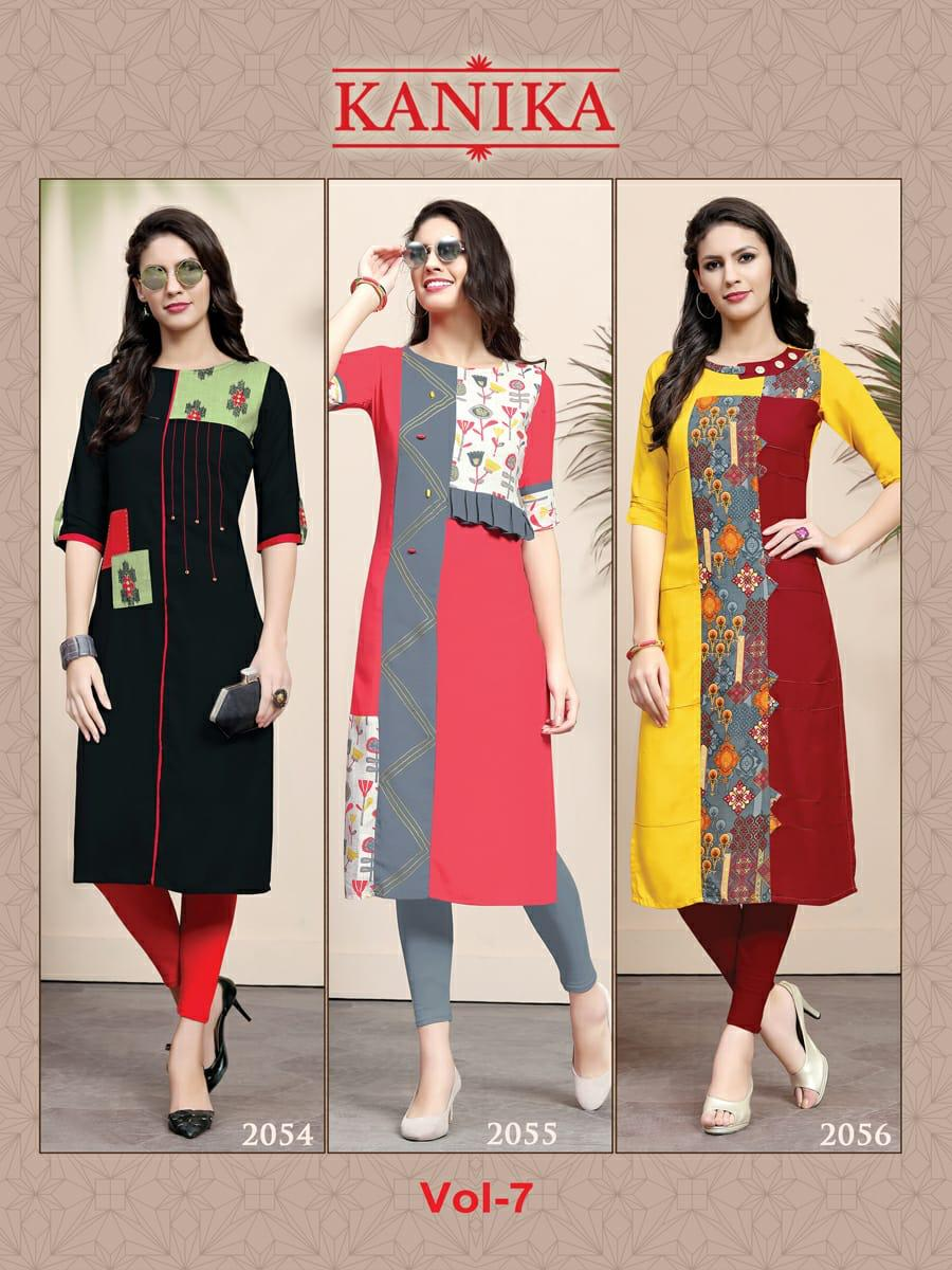 Kanika Rich Look Vol 7 collection 6