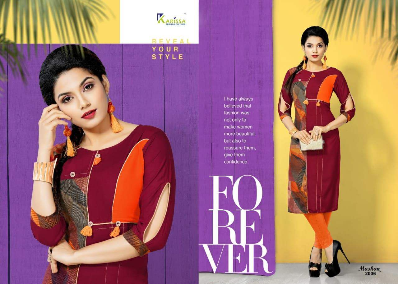 Karissa Muskan Vol 2 collection 1