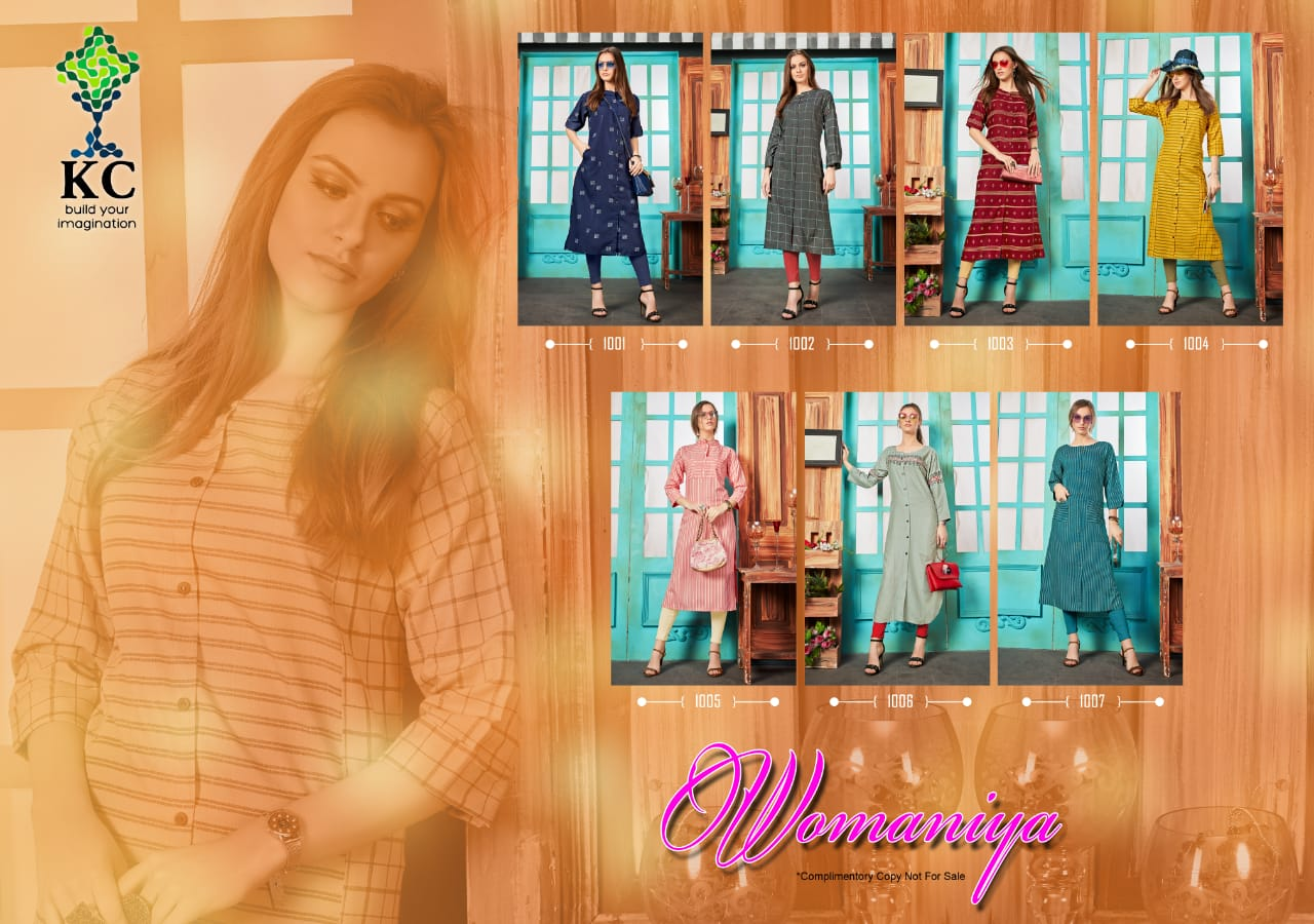 Kc Womaniya collection 6
