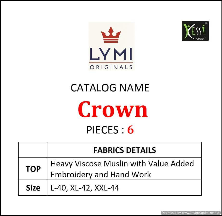 Kessi LYMI Crown collection 7