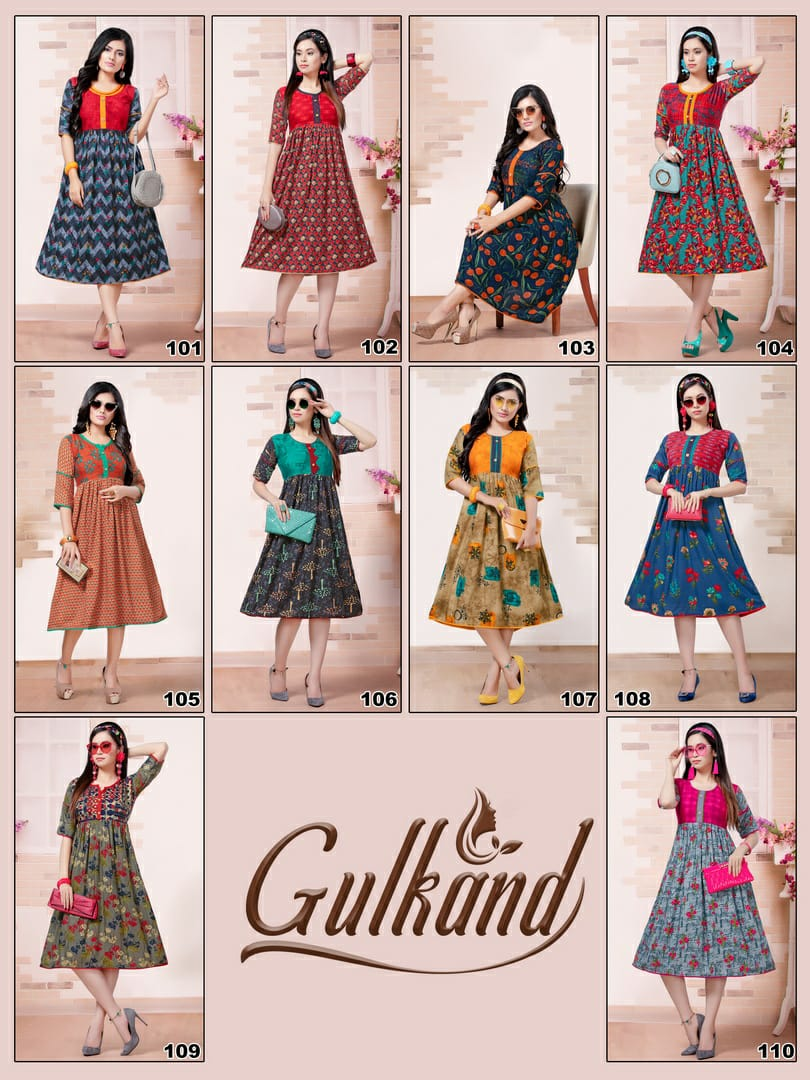 Kinti Gulkand collection 6