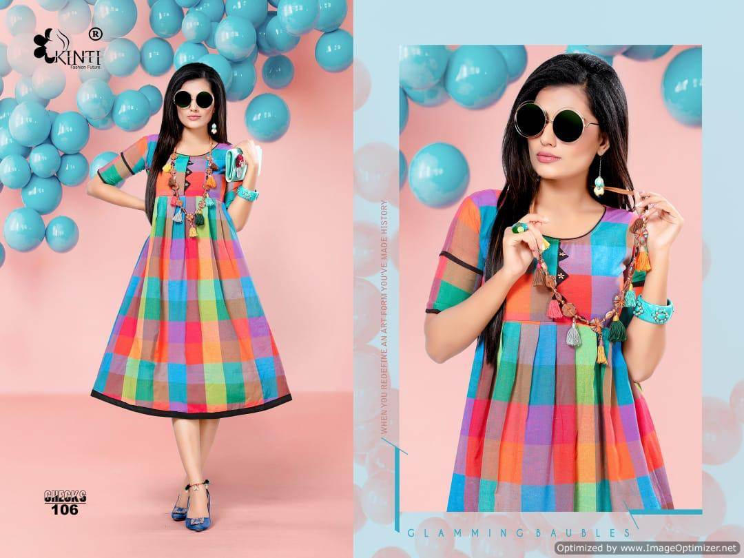 Kinti Handloom Checks collection 2