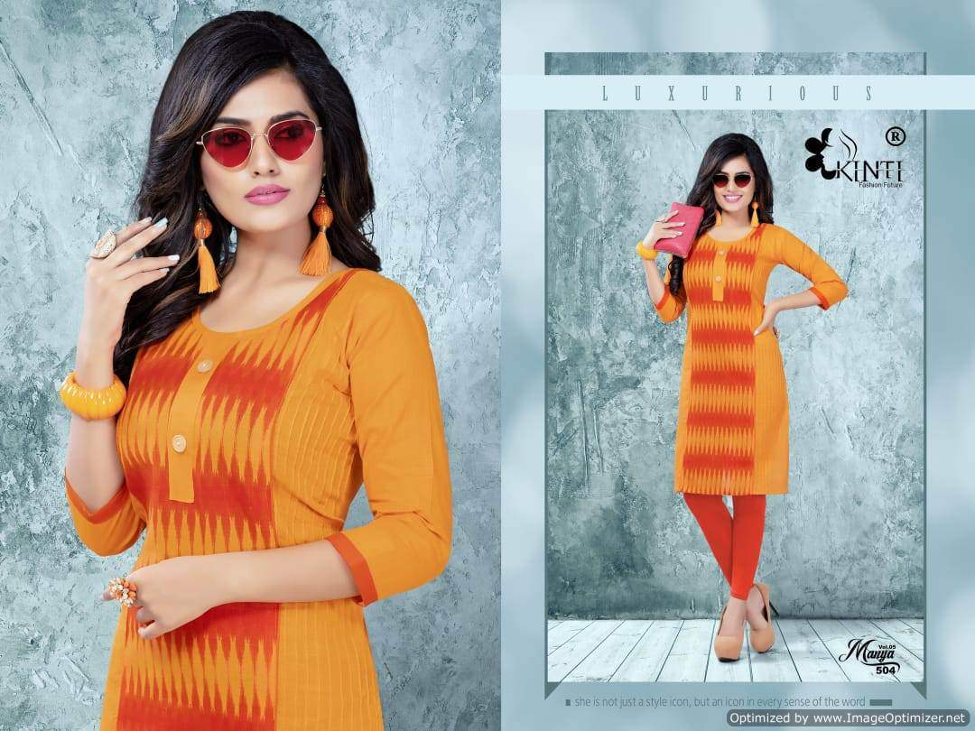Kinti Manya 5 collection 2