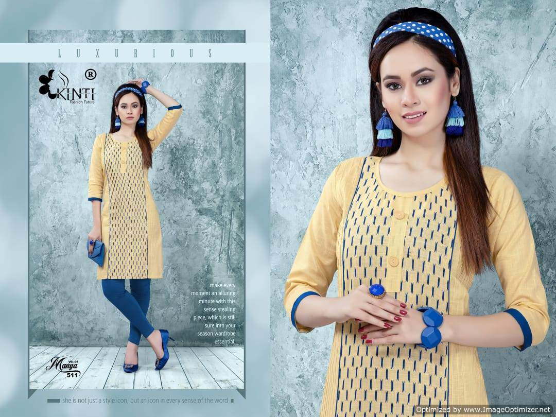 Kinti Manya 5 collection 5
