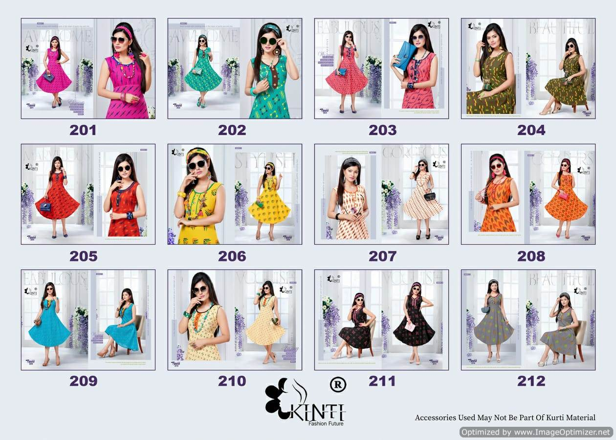 Kinti Panna 2 collection 11