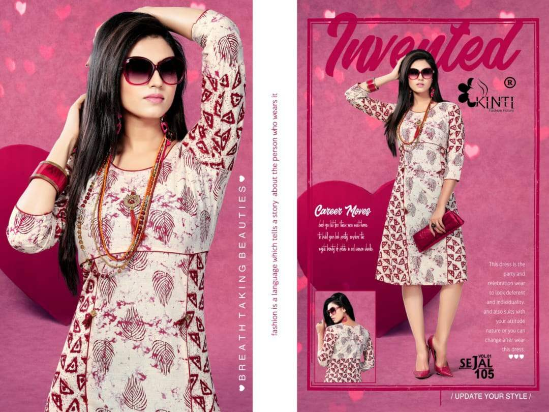 Kinti Sejal collection 4