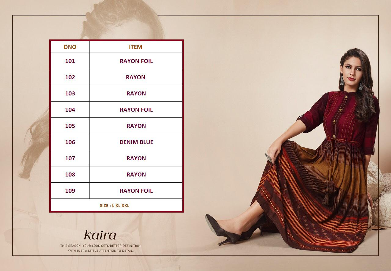 LT Kaira collection 5