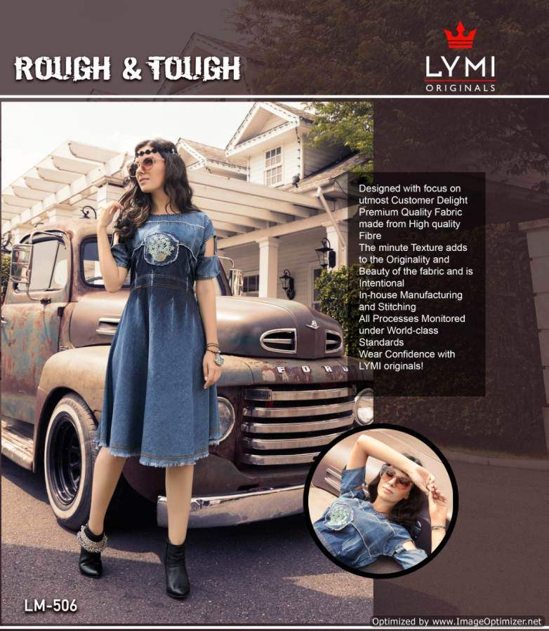 LYMI Rough And Tough collection 3