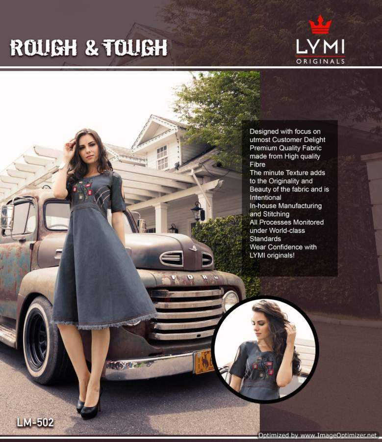 LYMI Rough And Tough collection 4