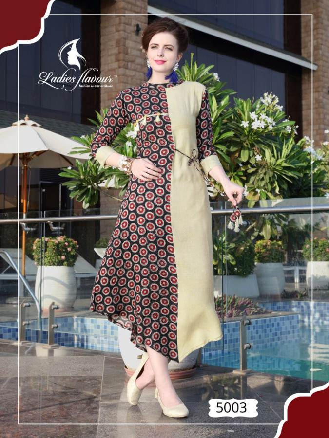 Ladies Flavour Coffee Culture collection 6
