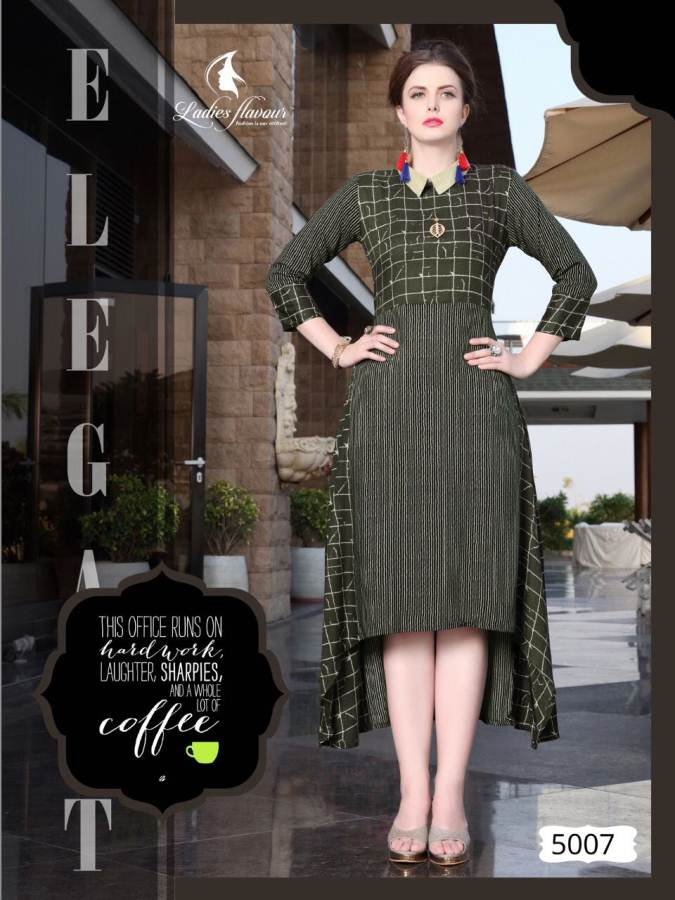 Ladies Flavour Coffee Culture collection 1
