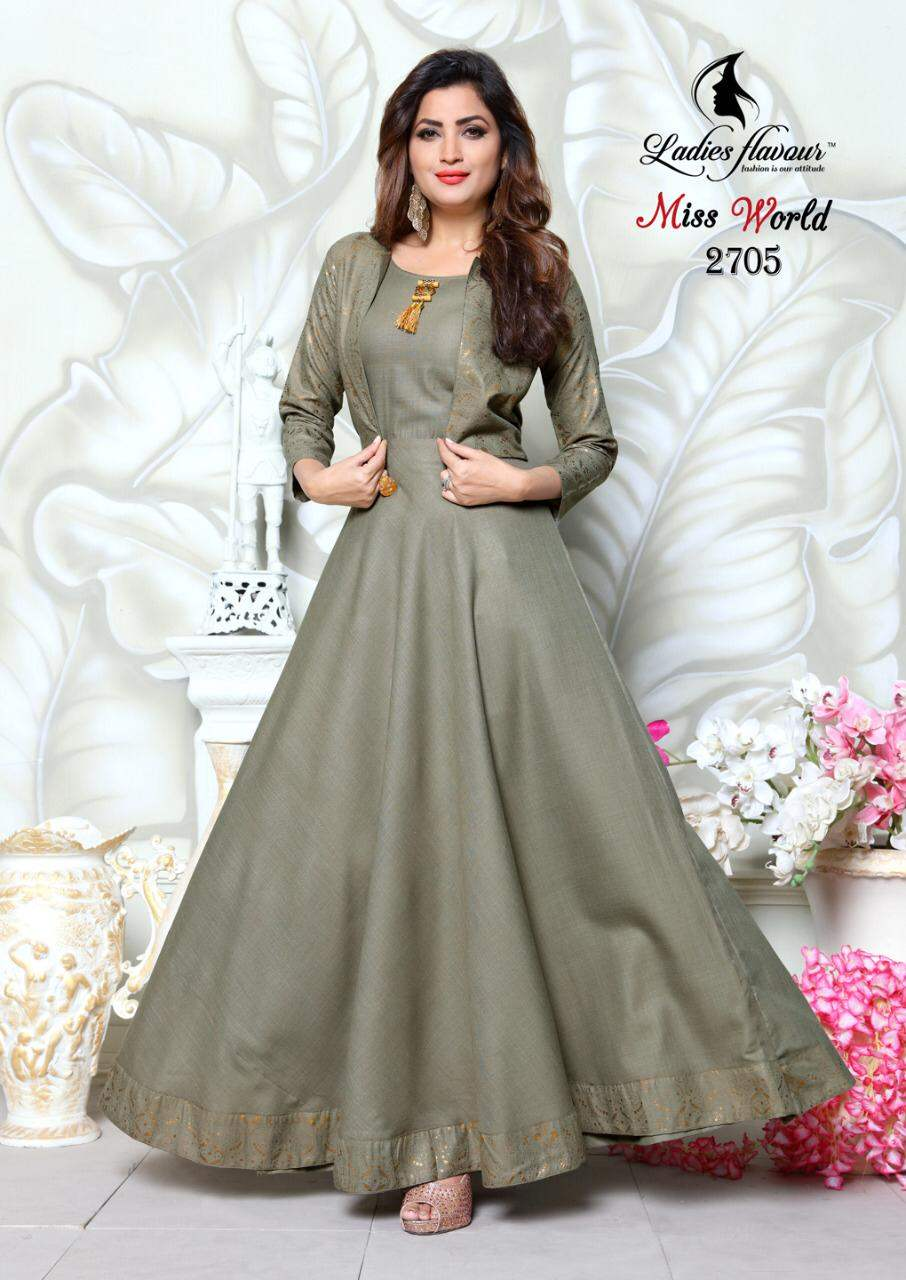 Ladies Flavour Miss World collection 5