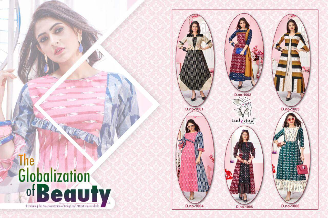 Lady View Rangat collection 2
