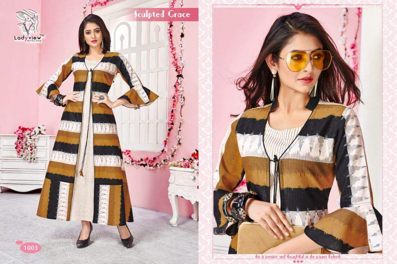 Lady View Rangat collection 1