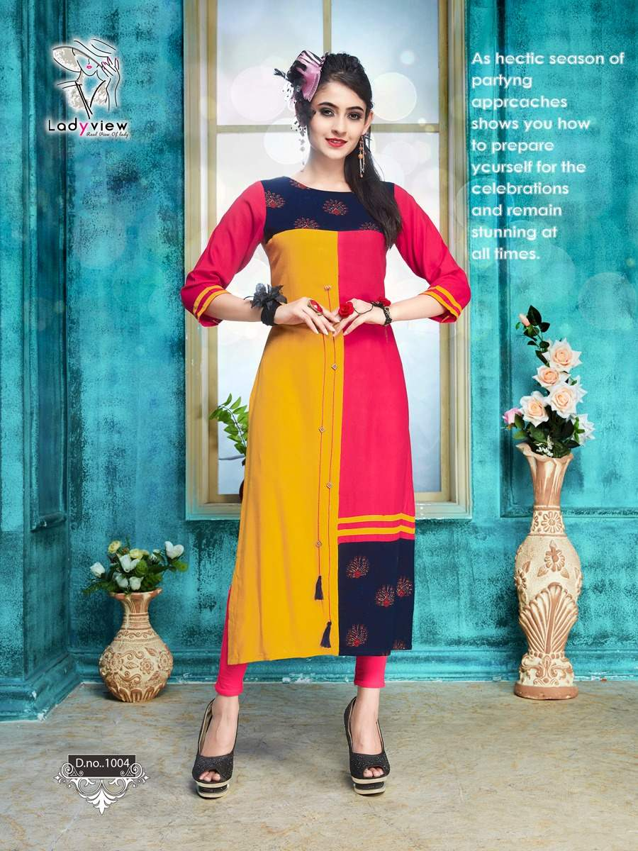Ladyview Kesar collection 3