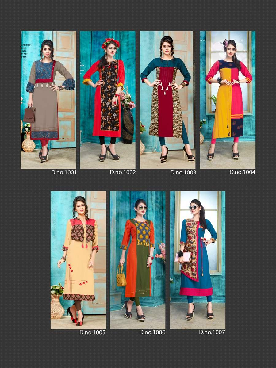 Ladyview Kesar collection 5