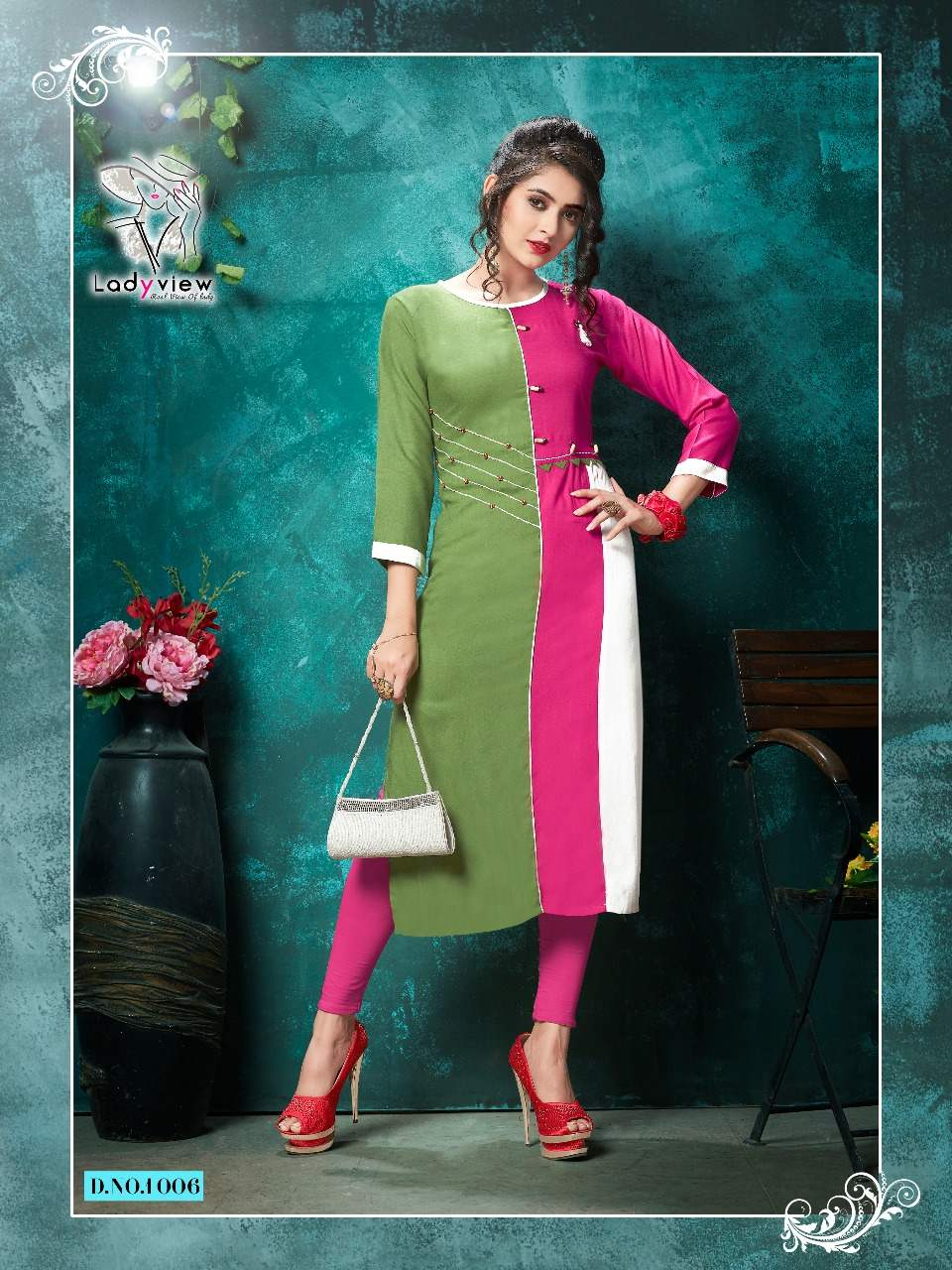 Ladyview Mirza collection 3
