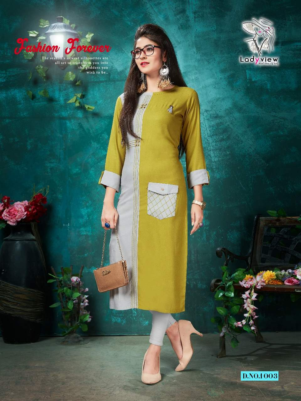 Ladyview Mirza collection 8