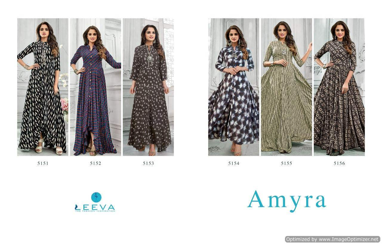 Leeva Amyra collection 1