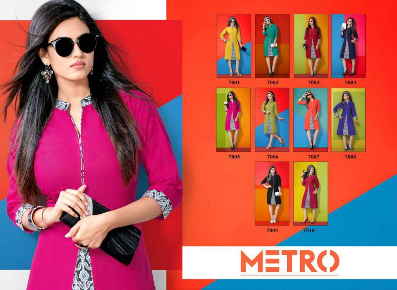 Metro collection 3