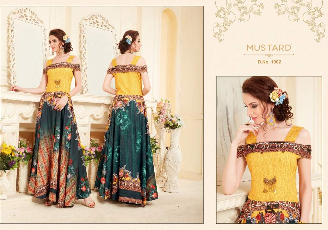 Mustard Festive Tales collection 7