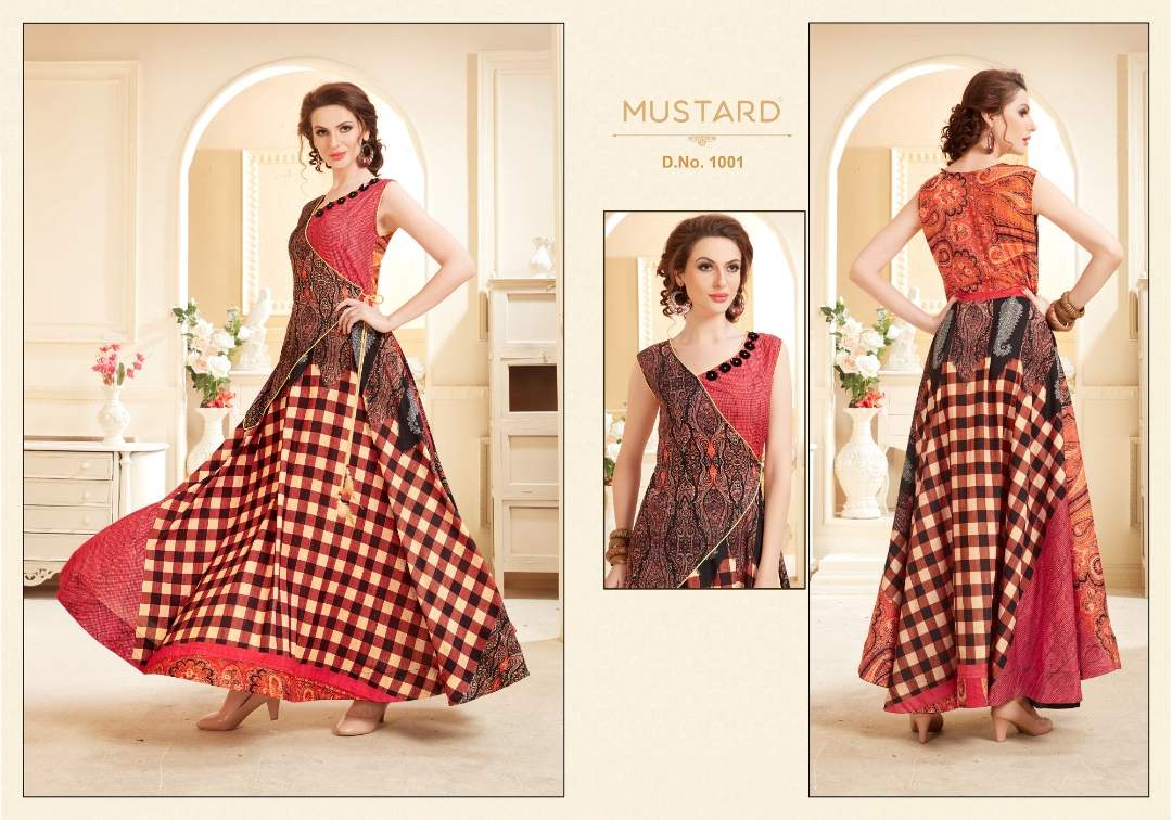 Mustard Festive Tales collection 5