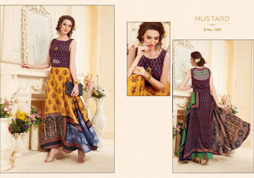 Mustard Festive Tales collection 1