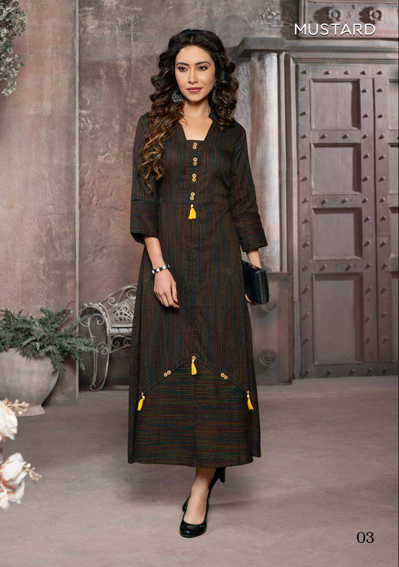Mustard Weaves collection 2