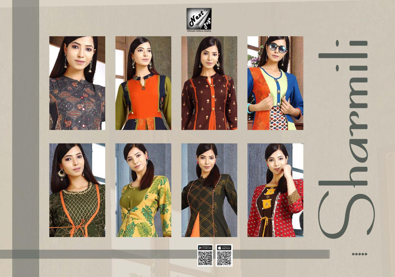 Next Page Sharmili collection 6