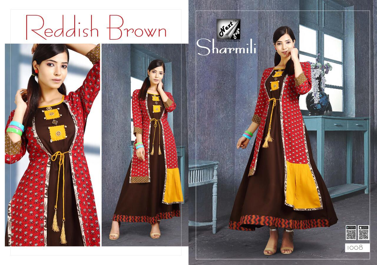 Next Page Sharmili collection 3