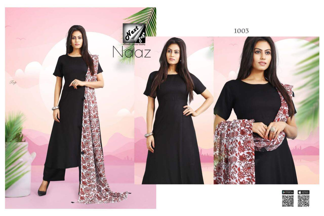 NextPage Naaz collection 1