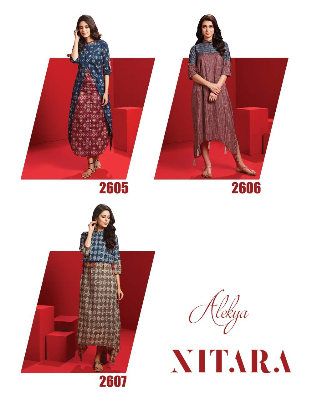 Nitara Alekhya collection 7