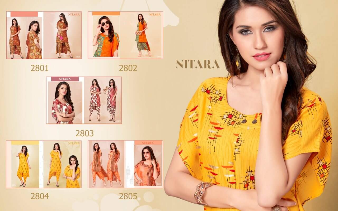 Nitara Aroka collection 3