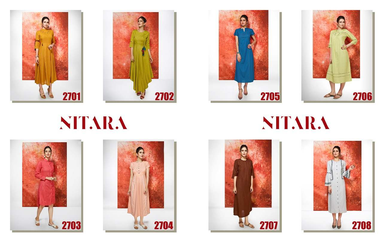 Nitara Colors collection 3