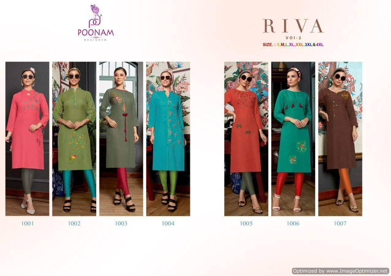 Poonam Riva 2 collection 4