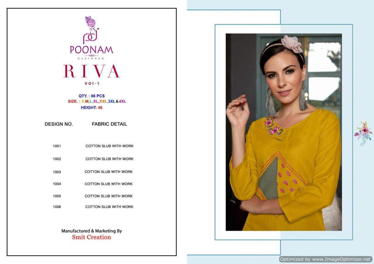 Poonam Riva Vol 1 collection 5