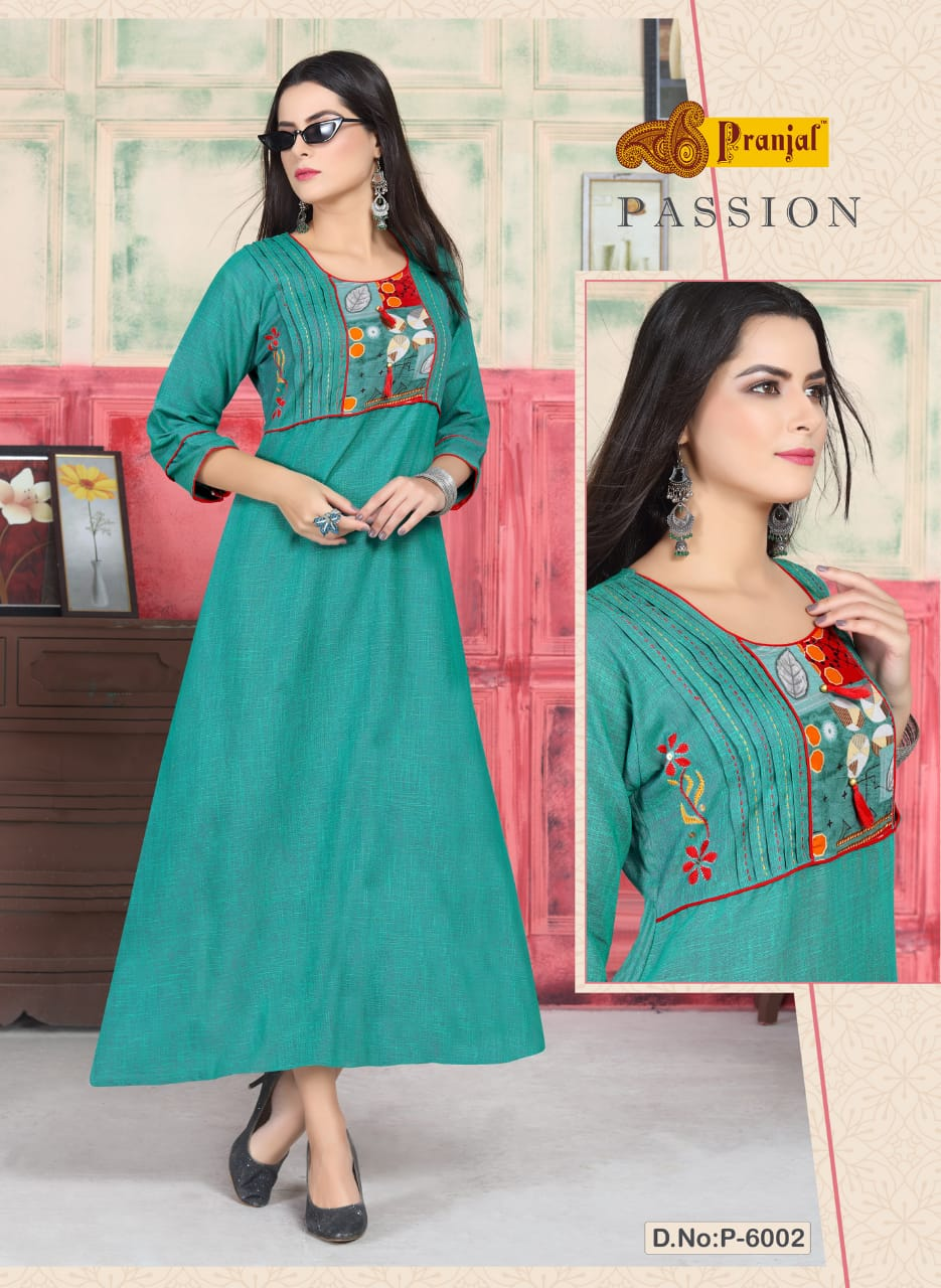 Pranjal Passion Vol 6 collection 2