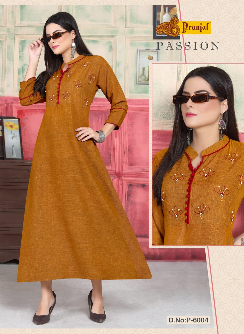 Pranjal Passion Vol 6 collection 5