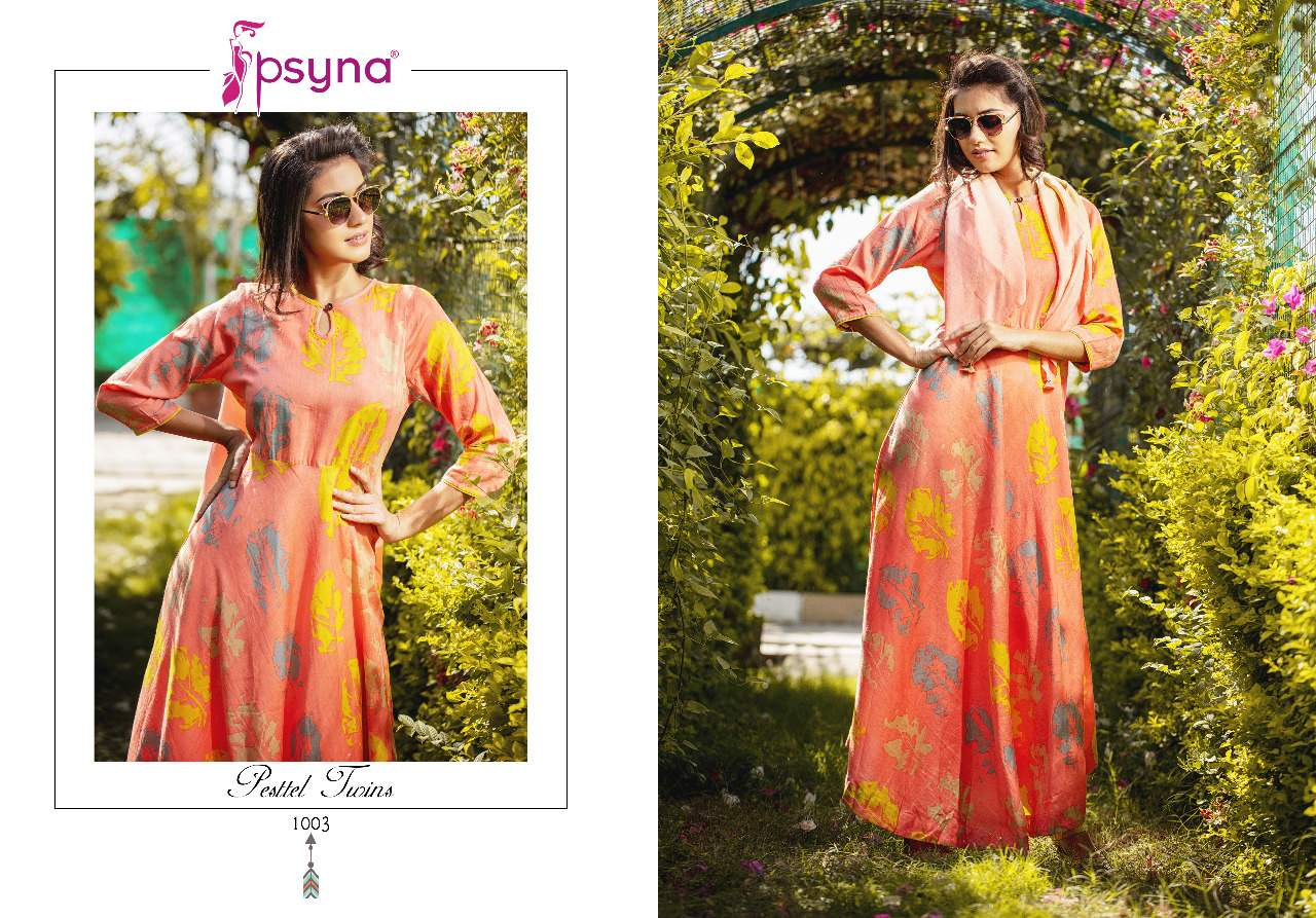Psyna Pastel Twins collection 6