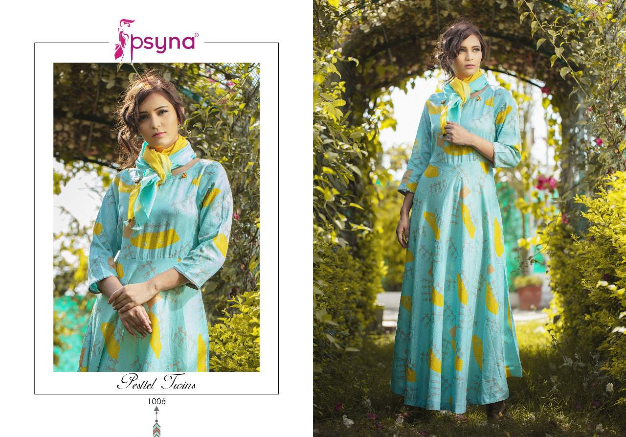 Psyna Pastel Twins collection 3
