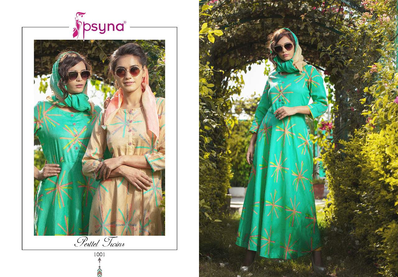 Psyna Pastel Twins collection 2