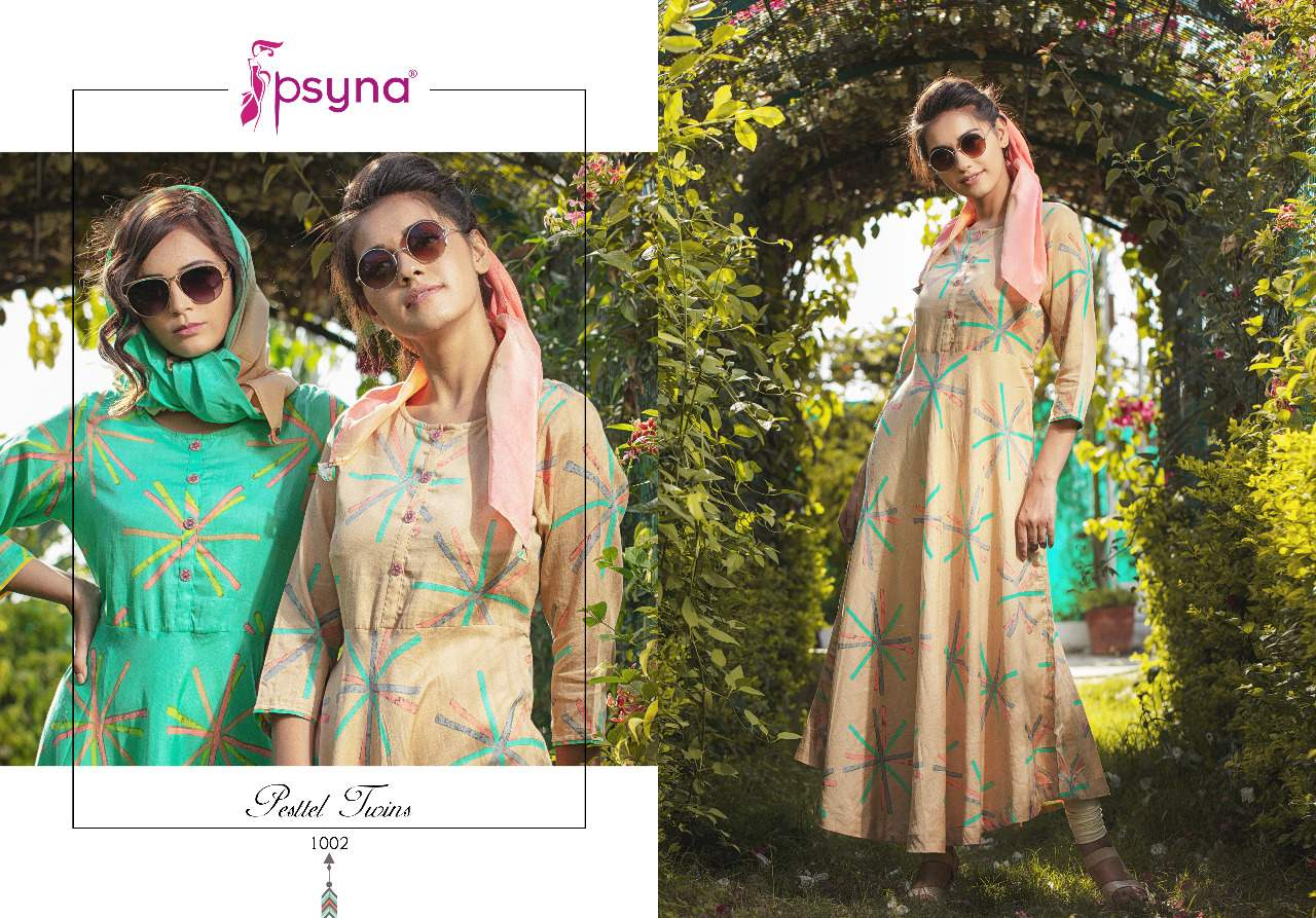Psyna Pastel Twins collection 1