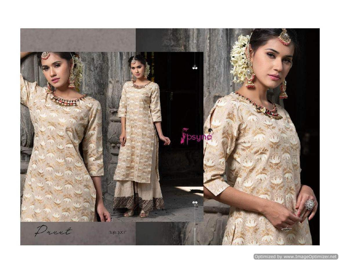 Psyna Preet 3 collection 2