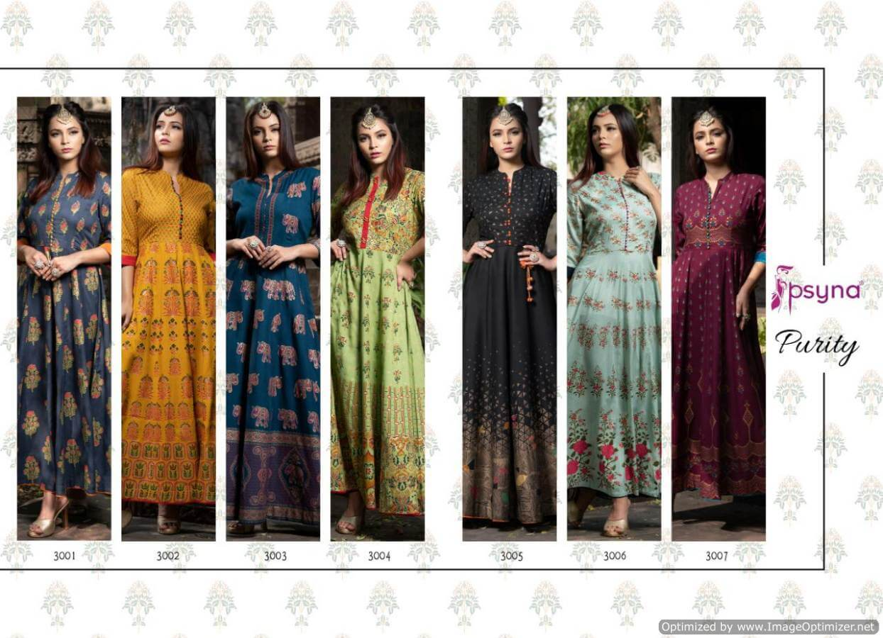 Psyna Purity 3 collection 6