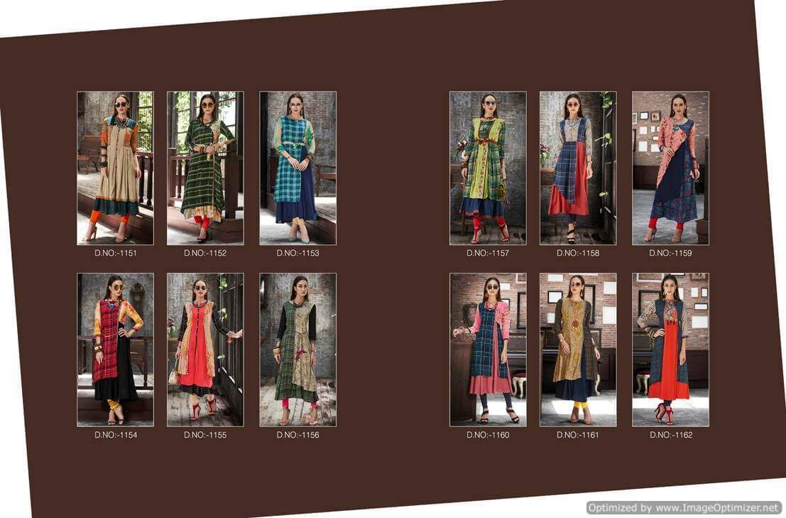 Rangoon Cover Story collection 7